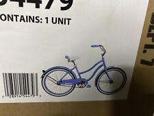 "Huffy 24"" Cranbrook Women Girls Comfort Cruiser Bike Bicycle Blue Free Ship USA"