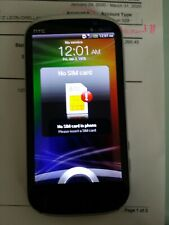 HTC Amaze 4G - 16GB - Black (T-Mobile) Smartphone