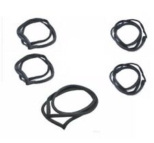 Mercedes w114 w115 Seal KIT (5 pc) Door + Trunk Rubber Weatherstrip