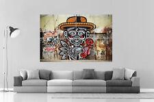 BANKSY STREET ART COOL MAN GRAFFITI Wall Art Poster Grand format A0 Large