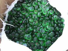 "Seedeco® Glasnuggets Glassteine 30 Stück ca.17-22mm Blau /""Hohe Qualität/"" 111"