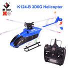 Wltoys XK EC145 K124 6CH 3D 6G System Brushless Motor RC Helicopter/ Transmitter