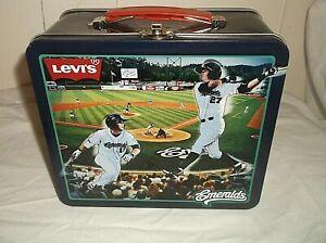 Eugene Emeralds Ems Minor League Baseball Levi's Promotional Lunchbox Oregon