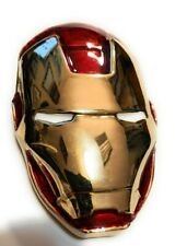Iron Man Belt Buckle Full metal Hq New cosplay or just wear :) Us Seller Awesome