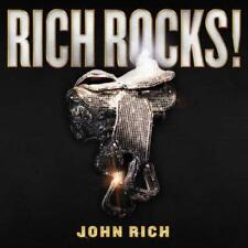 Rich Rocks by John Rich (Big & Rich) (CD, May-2011, Warner Bros.) New Sealed