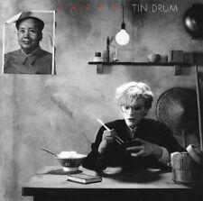Japan Tin Drum Vinyl LP New 2018