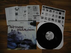 (sic!) - Ahtoon Eskaloon  Get Happy Records  KRAUTROCK  LIMITED EDITION VINYL