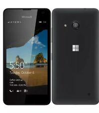 Brand New Microsoft/Nokia Lumia 550 Black 4G Sim Free Windows Phone