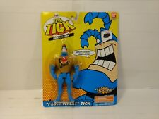 The Tick Talkers i Love Trigo Figura de Acción 1995 Ban Dai Zorro Dibujos t2205