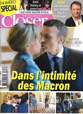 CLOSER NO.623 19/05/2017 THE INTIMACY OF MACRON/HOLMES & FOXX/ARTHUR/FASSBENDER