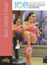 Cardio and Toning Exercise DVD - Cathe Friedrich ICE BOOT CAMP CIRCUIT DVD