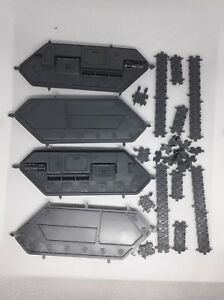 Warhammer 40K Imperial Guard Chimera Tank Sides and Tracks complete