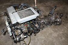 Mitsubishi Pajero JDM 4M40 Turbo Diesel 2.8 Engine Automatic Transmission AWD