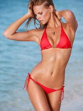 Size XS VICTORIA'S SECRET Swim Triangle Top & Skimpy Bikini Bottom