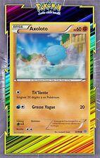 Axoloto - XY7:Origines Antiques - 38/98 -Carte Pokemon Neuve Française