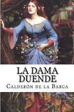 La Dama Duende by Pedro Calderón de la Barca (2014, Paperback)