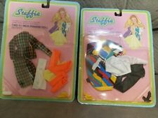 "Vintage 11 1/2"" Fashion Doll Outfits Steffie Fits Barbie, Donna, Michelle Shoes"