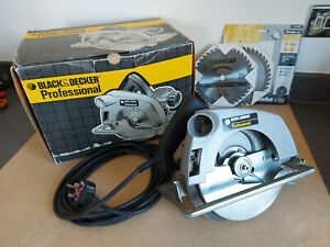 """Black & Decker P37-03 Professional 7¼"""" Circular Saw, (from 1990's)"""