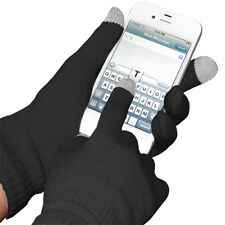 TOUCH SCREEN GLOVES MOBILE PHONE WARM ADULT MENS WOMENS TABLET WINTER XMAS GIFT
