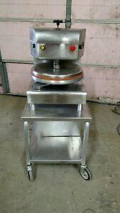 DoughXpress automatic pizza dough press