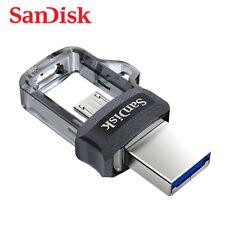 SANDISK ULTRA DUAL DRIVE micro3.0 / USB 3.0 64GB Speicher Stick