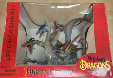 HYDRA DRAGON McFarlane's Dragons Fall Of The Dragon Kingdom Box Set 2007