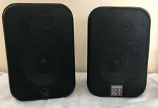 Soundtech ST5T Studio Monitors Speakers Vintage Black