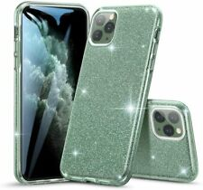 ESR Make Up Glitter Sparkle Bling Case Cover for iPhone 11 - Pine Green