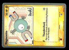 PROMO POKEMON CHAMPIONSHIPS 2004 N°  63/97 MAGNEMITE