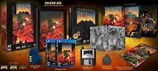 Limited Run Doom The Classics Collection 1 2 3 Collector's Edition PS4