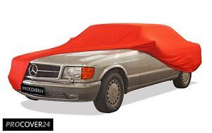 Car Cover - Autoschutzdecke- SUPERWEICH- Mercedes Benz W126 Bj.1979-91