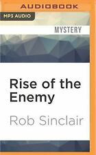 The Enemy: Rise of the Enemy 2 by Rob Sinclair (2016, MP3 CD, Unabridged)
