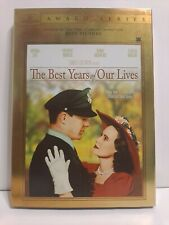 The Best Years of Our Lives Dvd 2006 1946 Movie Wwii Award Classic Sealed New
