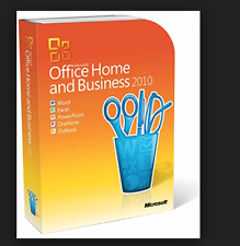 Microsoft Office 2010 Home and Business / Produkt Key / 32&64 Bit / Express Mail