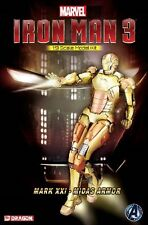 Dragon 1/9 Scale Iron Man 3 Mark XXI Midas Armor Model Kit Figure 38331