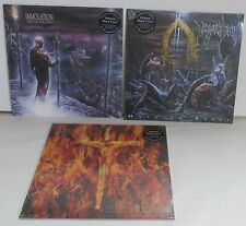Immolation Here In After + Failures For Gods + Close To A World Below 3 LP Lot