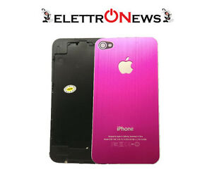 Cover ricambio parte posteriore IPhone 4
