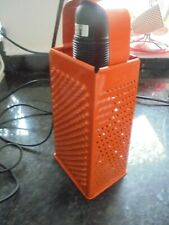 UNUSUAL CHEESE GRATER LAMP