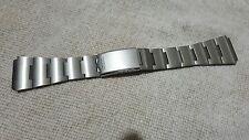 18mm seiko watch stainless steel  bracelet strap new