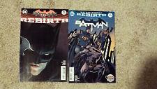 Batman Rebirth 1 2 Tom King Scott Snyder David Finch Dc Comics