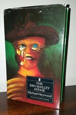 The Ern Malley Affair by Michael Heyward, Faber 1993 HB 1st Ed Author Signed VGC