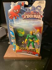 Ultimate Spiderman Dragon Disc Iron Fist Action Figure