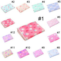 Warm Pet Fleece Blanket Bed Mat Pad Cover Cushion For Dog Cat Puppy Animal HC