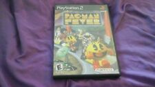 PAC MAN FEVER BATTLE OF NAMCO STARS PS2 PLAYSTATION 2 VIDEO GAME COMPLETE