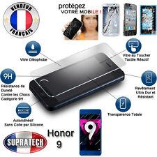 Protection d'Ecran en Verre Trempé Contre les Chocs pour Huawei Honor 9
