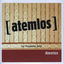 Atemlos  CD ATEMLOS     (c) 2000  PROMO / CARDSDLEEVE