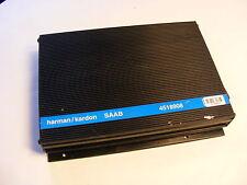 Saab 9000 95 96 97 98 Radio Amplifier Harman kardon Amp 4518908 for rear speaker