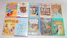 Chapter Books Lizzie Baby-Sitters Club Littles Full House Stephanie Lot 10