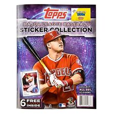 2017 Topps Baseball Stickers You Pick 6