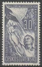 Tjechoslowakije postfris 1959 MNH 1132 - Mens naar het Heelal